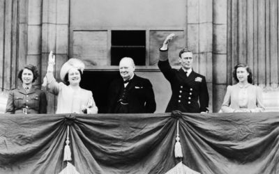 VE Day 75 – Let's not forget, and celebrate at home!