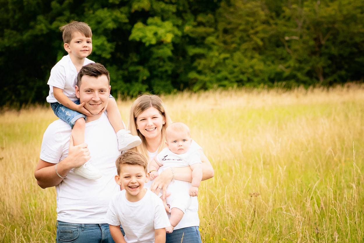 family photography bucks