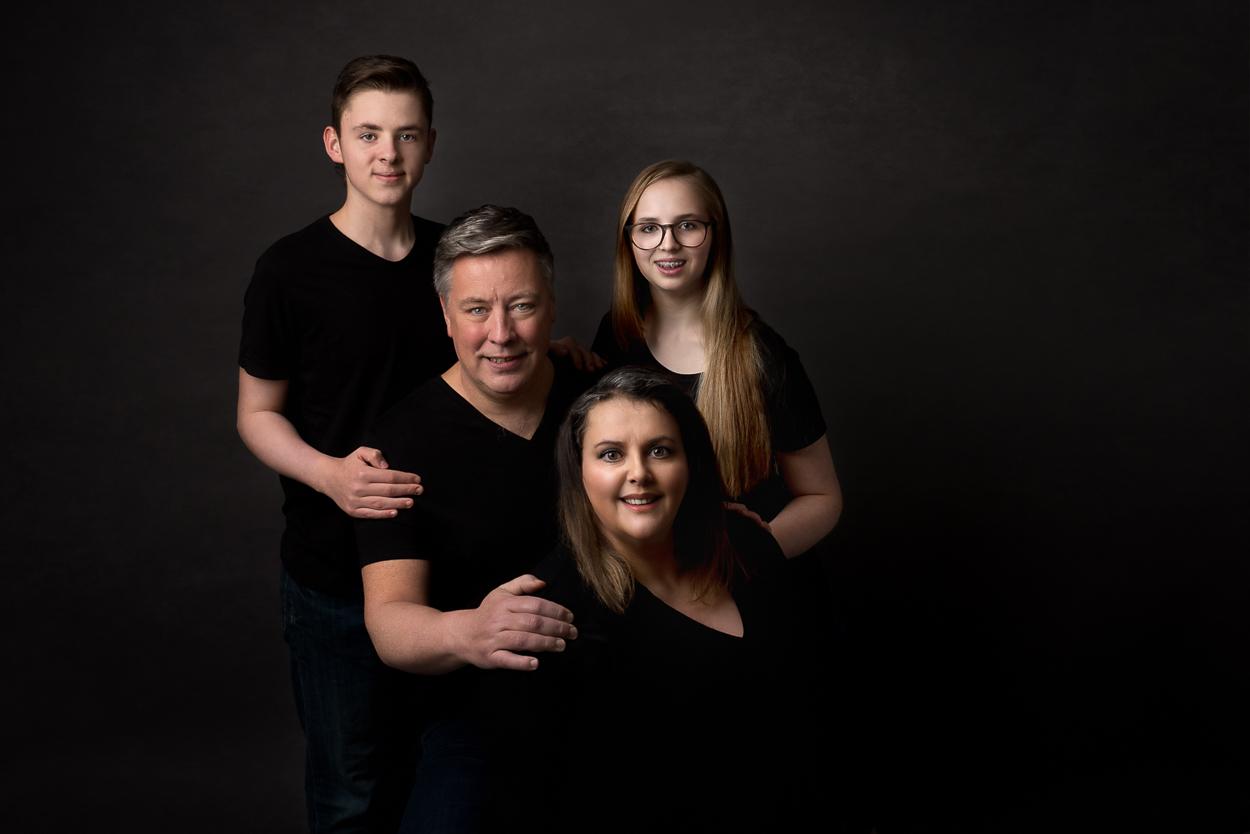 family portrait fine art Milton Keynes